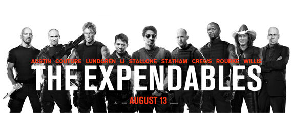 expendables 570 Why Theyre Expendable: Dolph Lundgren and Eric Roberts