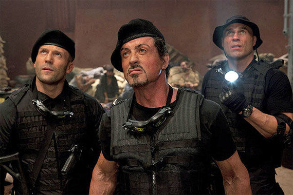 expendables spoilers Expendables Producers Hunting Down Thousands Of Online Pirates