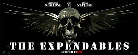 expendablesbillboardhq 440x176 Awesome New Images From Stallones Expendables