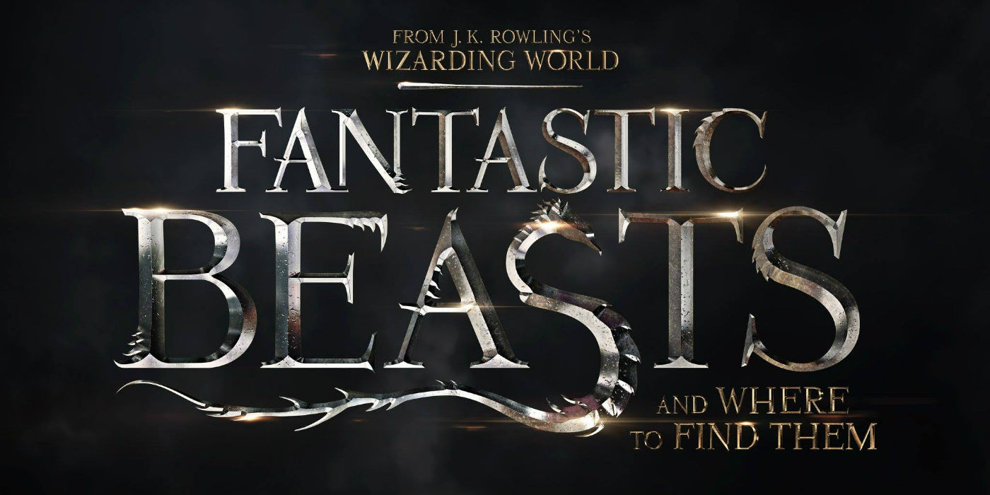 Fantastic Beasts & Where To Find Them Poster; New