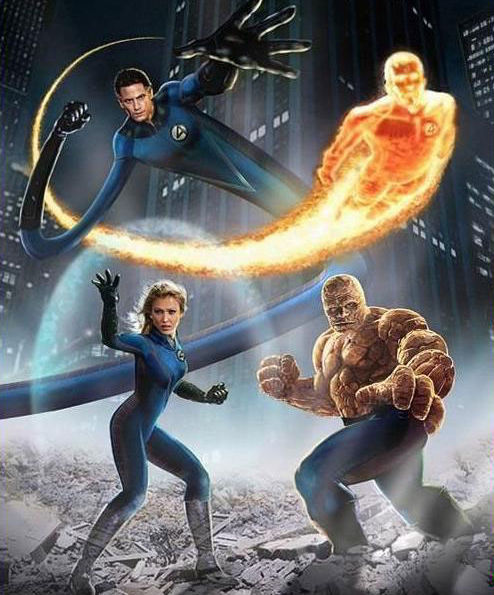fantastic four movie Who Should Play The New Fantastic Four?