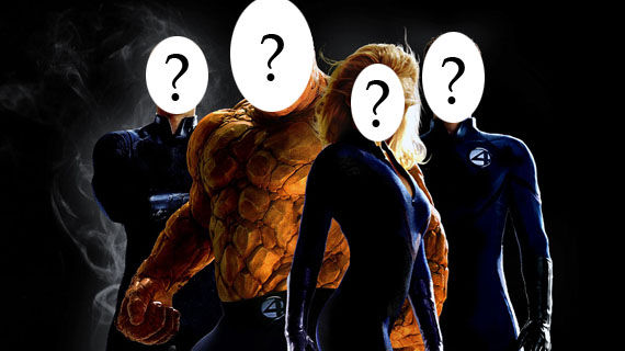fantastic four reboot cas2t Who Should Play The New Fantastic Four?
