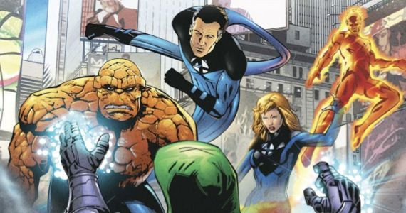 fantastic four reboot Fantastic Four Reboot May Cast Chronicle Actor Michael B. Jordan as Human Torch