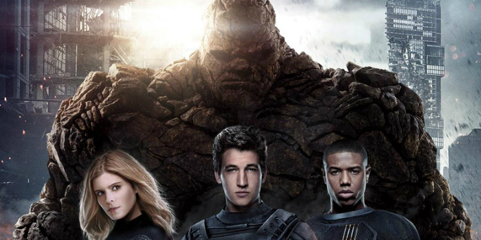 Fantastic Four' Trailer #2 & Poster: Doom Is Coming