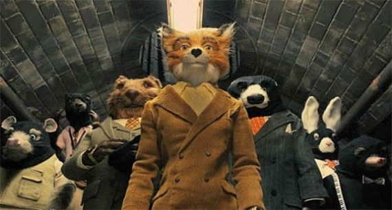Fantastic Mr. Fox Review | Screen Rant