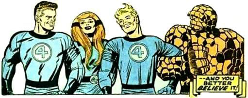 fantastic four Jack Kirby's Estate Sues Disney/Marvel