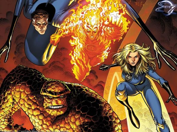 fantastic four 001 Who Should Play The New Fantastic Four?