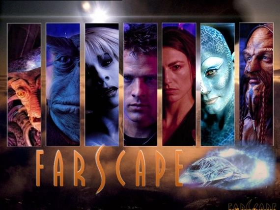 farscape Farscape: DVD News & Comic Con Appearances