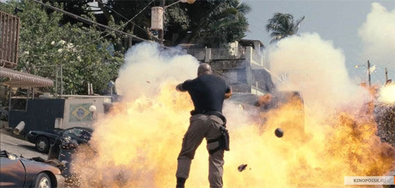 fast five dwanye johnson explosion Early Details About Fast and the Furious 6 Emerge