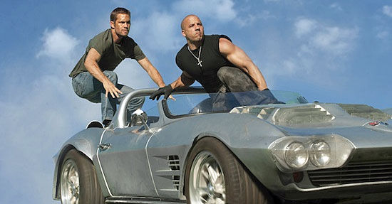 fast five review Point Break Remake In The Works