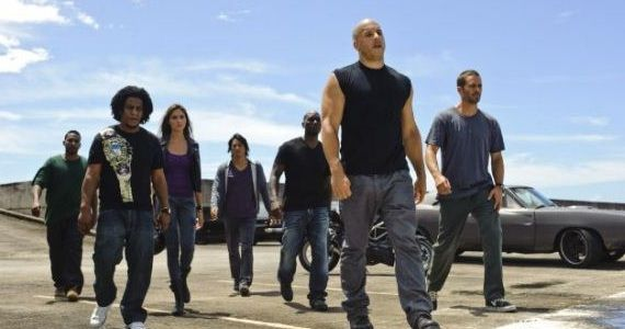 fast five Will Fast & Furious 7 Begin Filming This Summer for a 2014 Release?
