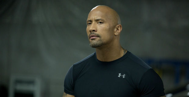 fast furious 7 dwayne johnson New Fast & Furious 7 Image; Dwayne Johnson Teases Jason Statham Fight