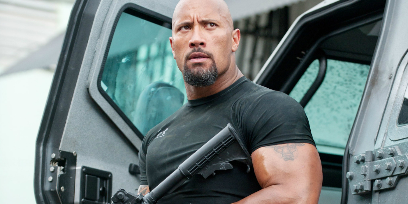 the rock jail_TV and Movie News Fast Furious 8 Image: The Rock Goes to Jail - TV and Movie News