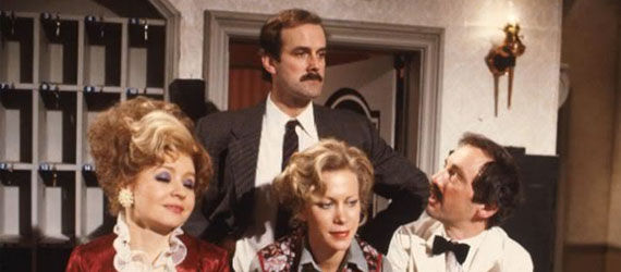 fawlty towers amazon prime Netflix Adds CBS Shows; Amazon Preps Subscription Service?