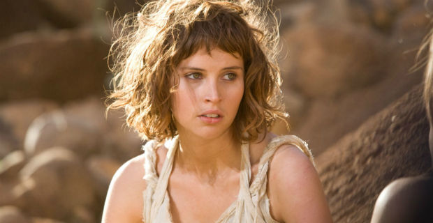 felicity jones a monster calls Liam Neeson Eyed for A Monster Calls; Felicity Jones Joins the Cast