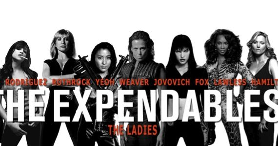 female expendables Female Expendables Confirmed; Big Name Actresses in Talks