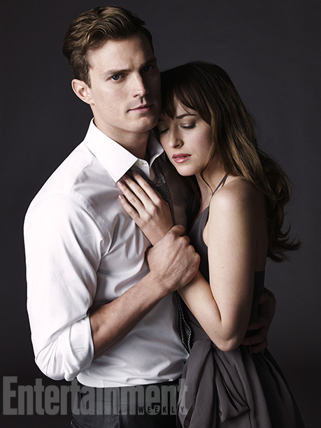 fifty shades grey dornan johnson Christian and Anastasia (Fifty Shades of Grey)
