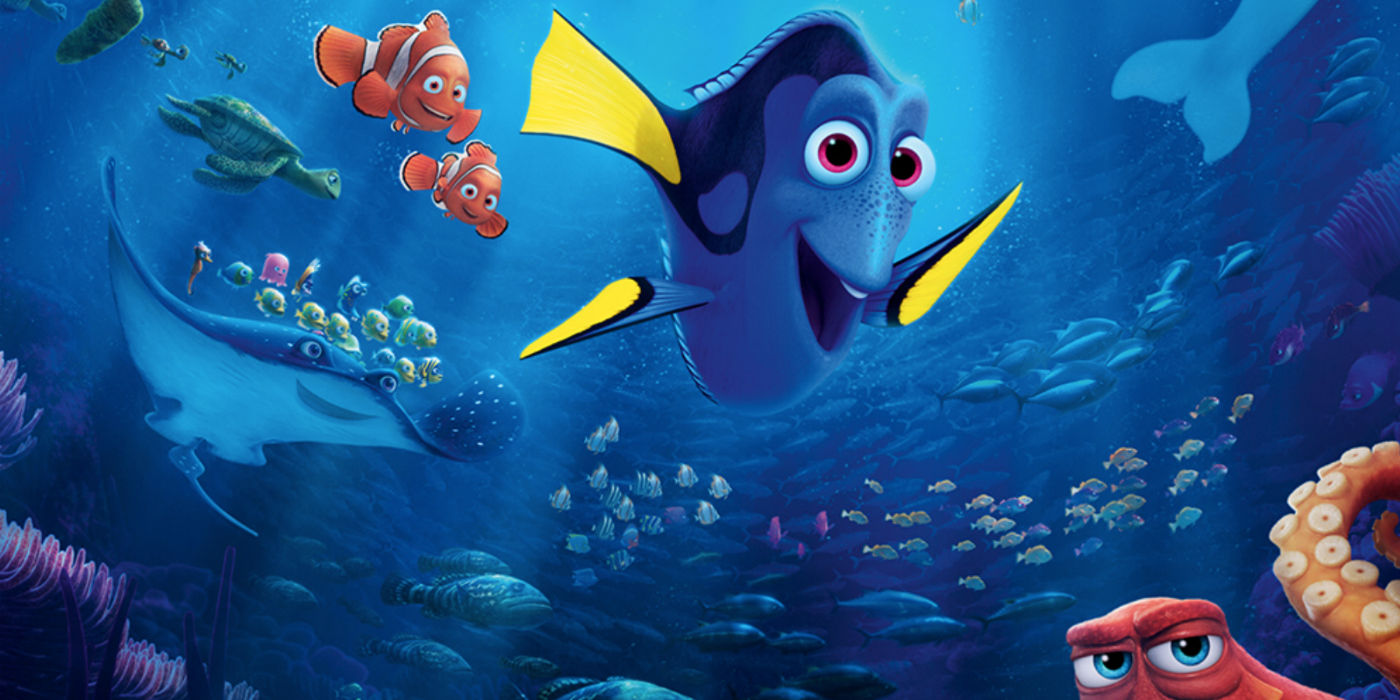 read into it - finding dory