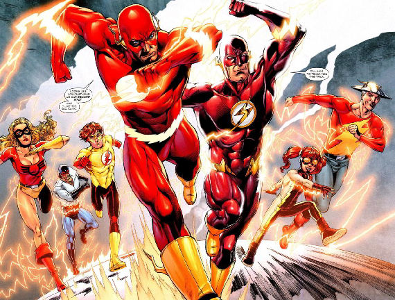 flash family What Will The Flash Movie Be About?