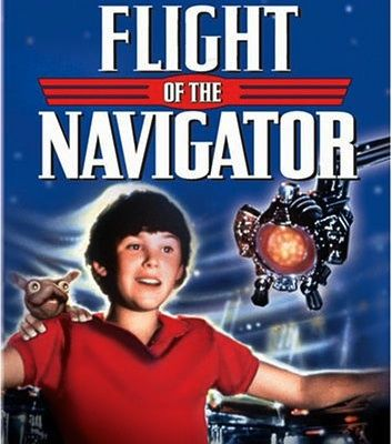 flight of the navigator1 Kids in Danger: Top 10 Craziest 80s Kids Movies