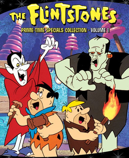 The Flintstones - Rockula