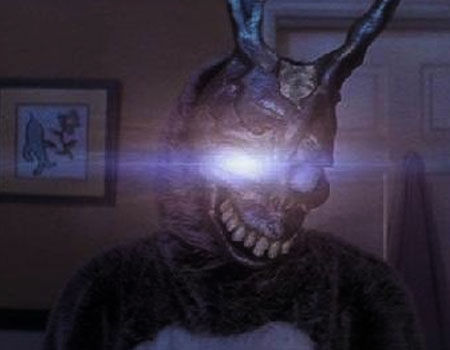 Frank from Donnie Darko - 10 Badass Rabbits (That Aren't the Easter Bunny)