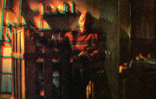 freddy krueger freddys dead 3d Nightmare On Elm Street Director Battled 3D Conversion