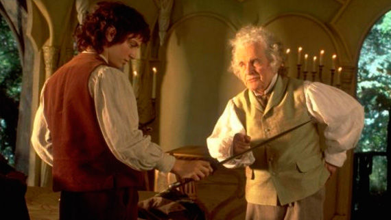 frodo bilbo the hobbit The Hobbit: An Unexpected Journey: 10 Things You Need to Know Before Seeing the Film