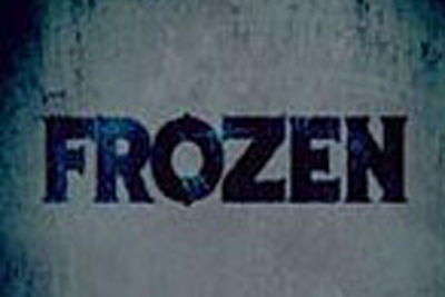 frozen Chilling Trailer for Frozen
