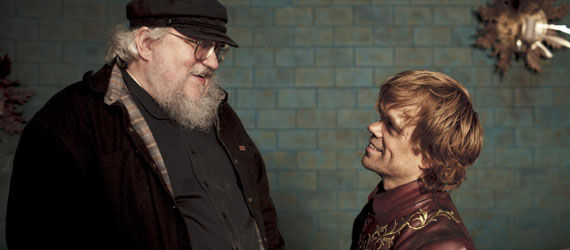 game of thrones george r r martin peter dinklage Game of Thrones Producers Reveal Plans For Season 3, 4 & Beyond