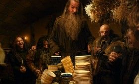 gandalf dwarfs bilbo hobbit trailer 280x170 The Hobbit: An Unexpected Journey Trailer Is Here!