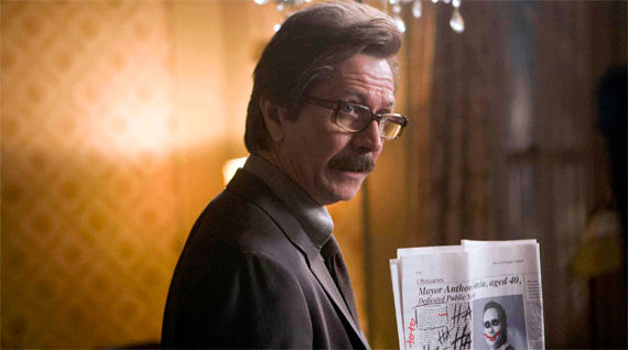gary oldman commisioner gordon Fox Picks Up Gotham TV Series Focused on Commissioner Gordon