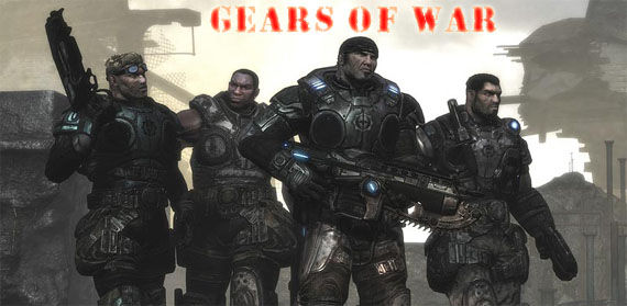 gears of war characters Whats Happening With The Gears Of War Movie?