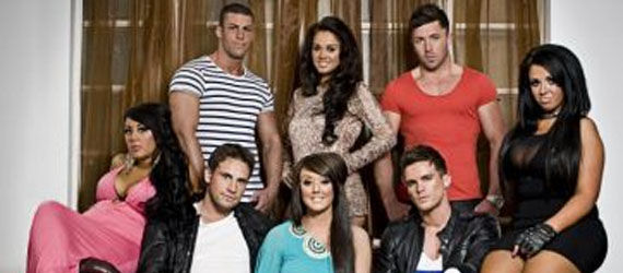 geordie shore cast members First Look At Geordie Shore AKA Jersey Shore UK