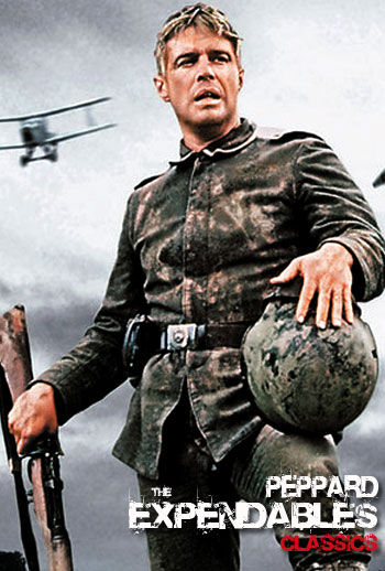 The Expendables Classic Members Edition - George Peppard