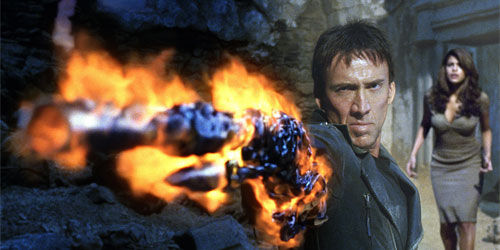 ghost rider 2 nicolas cage Potential Ghost Rider 2 Spoiler: Johnny Blazes Powers