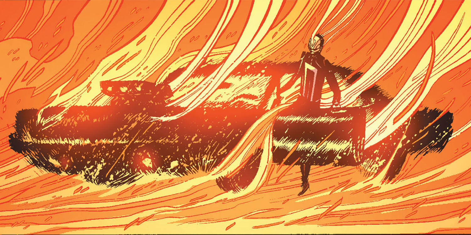 Comics] the current Ghost Rider
