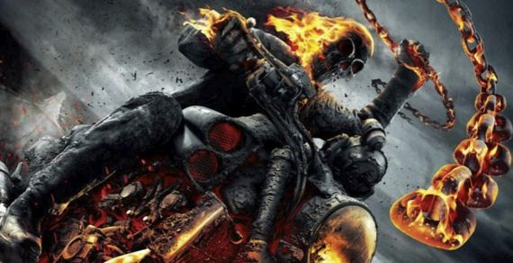 ghost rider poster reactions Screen Rants (Massive) 2012 Movie Preview