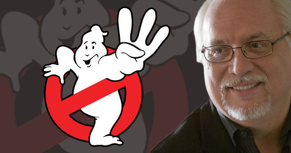 ghostbusters 3 j michael straczynski J. Michael Straczynski Believes In Ghostbusters 3; Has Working Script Idea