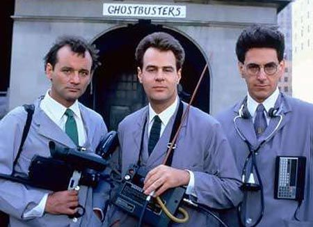 ghostbusters cast Harold Ramis Talks Ghostbusters 3