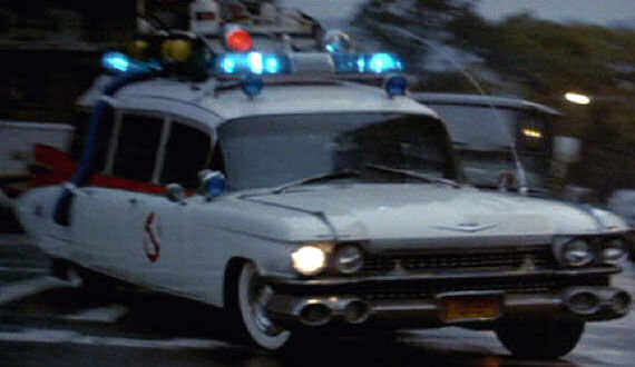 ghostbusters2 25 Most Iconic Cars From TV & Movies