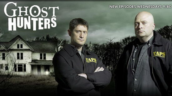 ghosthunters SyFys Ghost Hunters Delivering Great Ratings