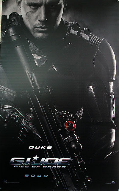 gi joe 1 New G.I. JOE Posters