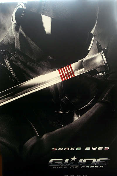 gi joe 2 New G.I. JOE Posters