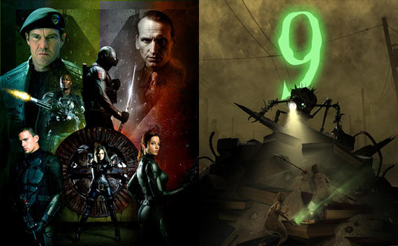 gi joe and shane acker 9 New Posters For G.I. Joe & Shane Ackers 9