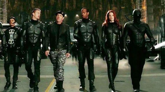 gi joe cast 570x318 Stephen Sommers Will Not Direct G.I. Joe 2