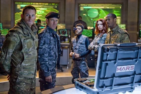 gi joe new image6 Six New G.I. Joe Images