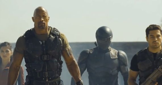 gi joe retaliation trailer New G.I. Joe: Retaliation Trailer: More Action & Cheesy One Liners