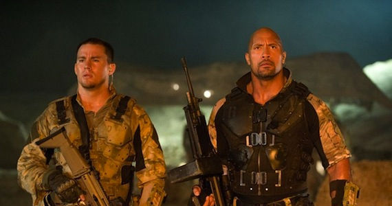 gi joe retaliation Zombieland Writers Bringing Robot Apocalypse to Life with Sonys Epsilon