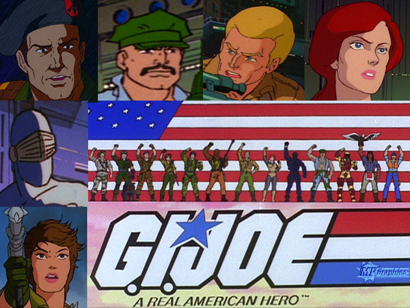 gijoe real american hero G.I. Joe: The (Un) American Hero?